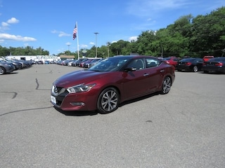 Used 2017 Nissan Maxima 3.5 SL Sedan For Sale in Abington, MA