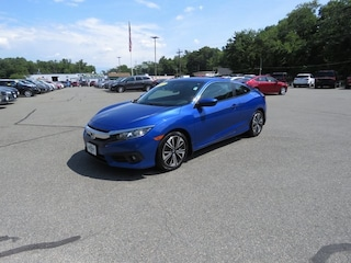 Used 2017 Honda Civic EX-L Coupe For Sale in Abington, MA