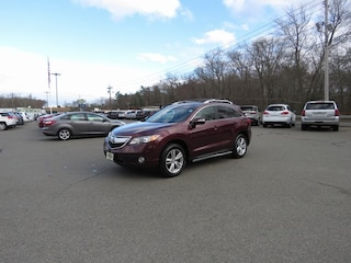 Used 2015 Acura RDX Base w/Technology Package (A6) SUV For Sale in Abington, MA