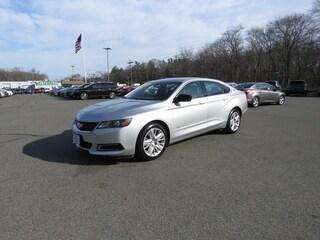 Used 2014 Chevrolet Impala LS w/1LS Sedan For Sale in Abington, MA