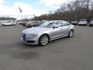 Used 2016 Audi A6 3.0T Premium Plus Sedan For Sale in Abington, MA