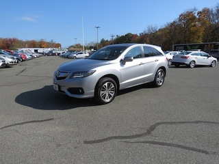 Used 2017 Acura RDX V6 AWD with Advance Package SUV For Sale in Abington, MA