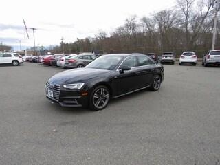Used 2017 Audi A4 2.0T Premium Sedan For Sale in Abington, MA