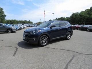 Used 2017 Hyundai Santa Fe Sport 2.4L SUV For Sale in Abington, MA