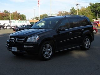 Used 2011 Mercedes-Benz GL-Class GL 450 4MATIC SUV For Sale in Abington, MA