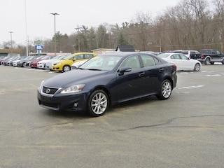 Used 2013 LEXUS IS 250 Base Sedan For Sale in Abington, MA