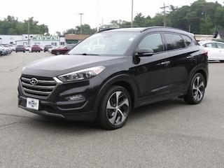 Used 2016 Hyundai Tucson Limited SUV For Sale in Abington, MA