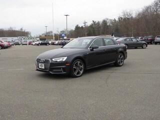 Used 2018 Audi A4 2.0T Premium Sedan For Sale in Abington, MA