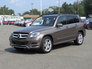 Used 2014 Mercedes-Benz GLK 350 4MATIC SUV For Sale in Abington, MA