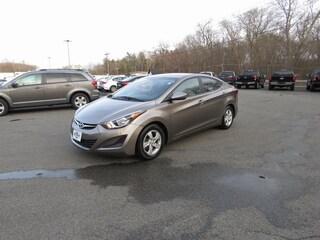 Used 2015 Hyundai Elantra SE Sedan For Sale in Abington, MA