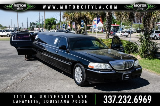 used 2006 lincoln town car for sale at motor city vin Limo Taxi Almere.htm #13