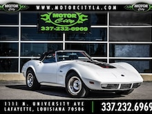 1975 Chevrolet Corvette Coupe Convertible
