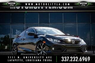 2017 Honda Civic Coupe Si Coupe