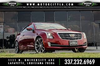 2016 Cadillac ATS Coupe Luxury Collection RWD 2dr Car