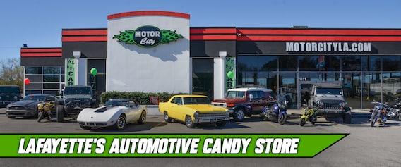Motor City Auto Auction >> Used Car Dealer Lafayette La Motor City