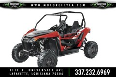 2016 Arctic CAT Wildcat SIDE BY SIDE SIDE BY SIDE