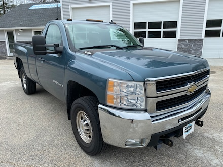 2008 Chevrolet Silverado 2500HD Truck Regular Cab