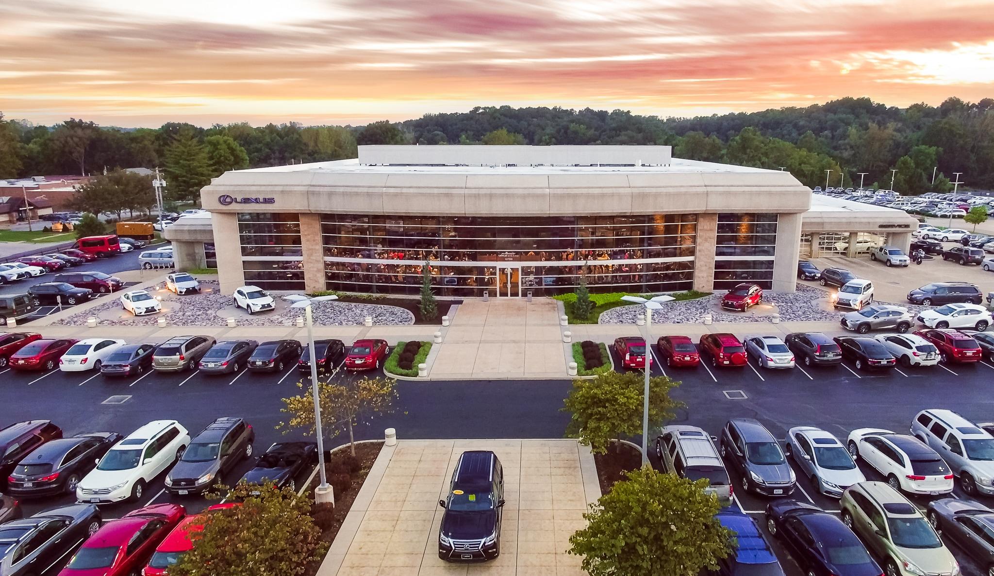 Acura Dealers St Louis >> Mungenast Lexus of St. Louis | New Lexus dealership in ...