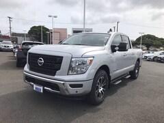 New 2021 Nissan Titan SV Truck Crew Cab 1N6AA1EF1MN503739 N10003 near Waipahu