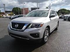 New 2020 Nissan Pathfinder SV SUV 5N1DR2BN3LC587739 M10172 near Waipahu