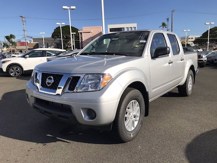 2020 Nissan Frontier SV Truck Crew Cab 1N6ED0EA9LN707887 M10962