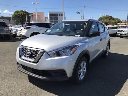 2020 Nissan Kicks S SUV 3N1CP5BV9LL518620 M10674