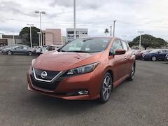 New 2021 Nissan LEAF SV Hatchback 1N4AZ1CV5MC550778 N10082 near Waipahu