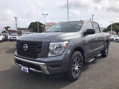 New 2021 Nissan Titan SV Truck Crew Cab 1N6AA1EF3MN503029 N10001 near Waipahu