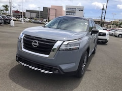New 2022 Nissan Pathfinder Platinum SUV 5N1DR3DH8NC212901 P10018 For Sale in Honolulu