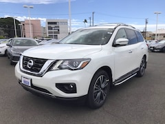 New 2020 Nissan Pathfinder Platinum SUV 5N1DR2DN6LC627809 M12034 For Sale in Honolulu
