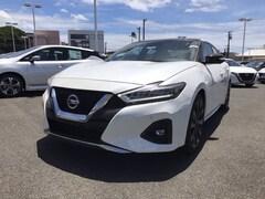 New 2020 Nissan Maxima 3.5 SR Sedan 1N4AA6EV6LC381550 M10890 near Waipahu