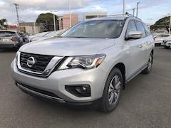 New 2020 Nissan Pathfinder SV SUV 5N1DR2BN7LC615803 M10656 near Waipahu