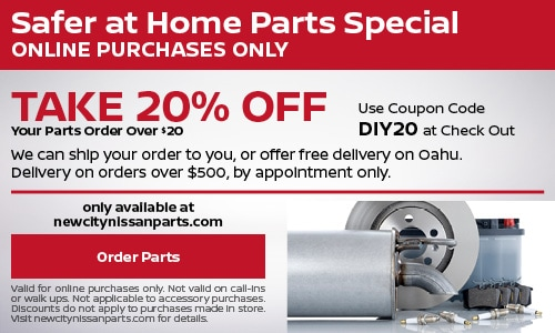 Safer At Home Parts Special