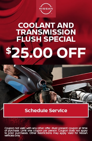 Coolant and Transmission Flush Special