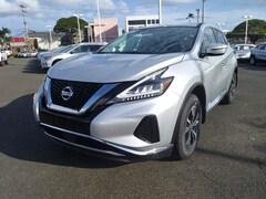 New 2020 Nissan Murano S SUV 5N1AZ2AJ1LN138209 M10445 near Waipahu