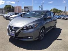 New 2020 Nissan LEAF SV Hatchback 1N4AZ1CP6LC307559 M10826 near Waipahu