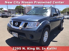 Certified Pre-Owned 2018 Nissan Frontier SV V6 Crew Cab 4x2 SV V6 Auto for sale near Ewa Beach