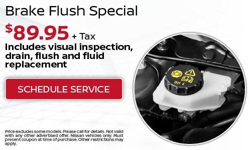 Brake Flush Special