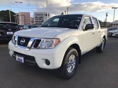 New 2020 Nissan Frontier SV Truck Crew Cab 1N6ED0EA7LN715826 M12091 near Waipahu
