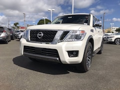 New 2020 Nissan Armada SL SUV JN8AY2ND8LX017858 M10731 near Waipahu