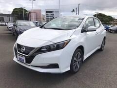 2020 Nissan LEAF S PLUS Hatchback 1N4BZ1BP7LC310847 M12159
