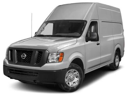 2020 Nissan NV Cargo S NV2500 HD High Roof V6 S