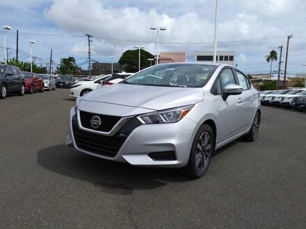 2020 Nissan Versa 1.6 SV Sedan 3N1CN8EV8LL803618 M10024