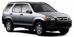 2004 Honda CR-V EX 4WD EX Auto
