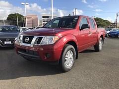 New 2020 Nissan Frontier SV Truck Crew Cab 1N6ED0EA6LN714523 M12087 near Waipahu