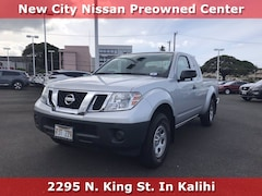 Certified Pre-Owned 2018 Nissan Frontier S King Cab 4x2 S Auto for sale in Honolulu