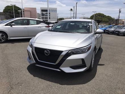 2020 Nissan Sentra S Sedan 3N1AB8BV2LY271015 M10894