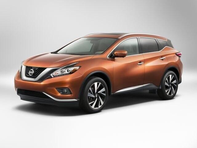 Nissan Murano New Inventory