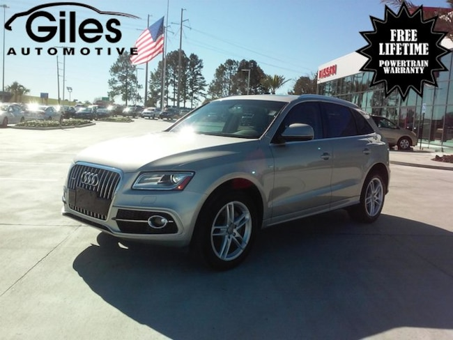 Used 2014 Audi Q5 3.0T SUV For Sale Lafayette, Louisiana