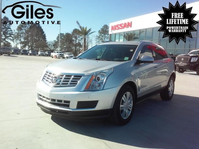 Used 2016 CADILLAC SRX Luxury Collection SUV For Sale Lafayette, Louisiana